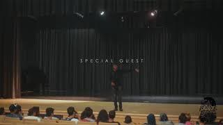 """Savage Series 8 speaking at the """"Greatness Entrepreneur Summer Speaker Series"""""""