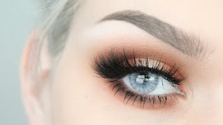 FALL / Orange Halo Eye Thumbnail