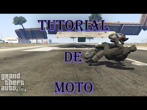 GTA 5 -TUTORIAL DE MOTO - COMO FAZER SLIDE DE MOTO ( HIPSTER SLIDE )