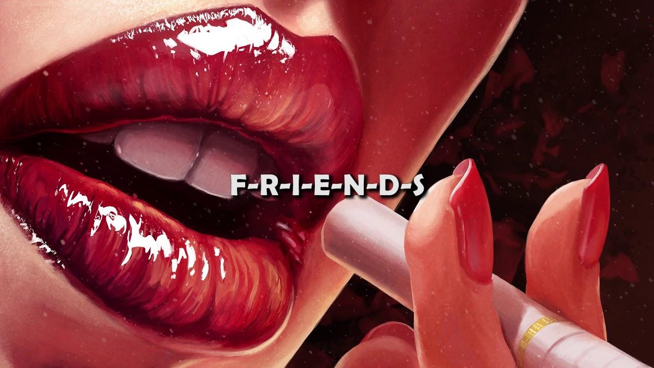 Download Marshmello & Anne-Marie - FRIENDS (Lyric Video) *OFFICIAL FRIENDZONE ANTHEM*