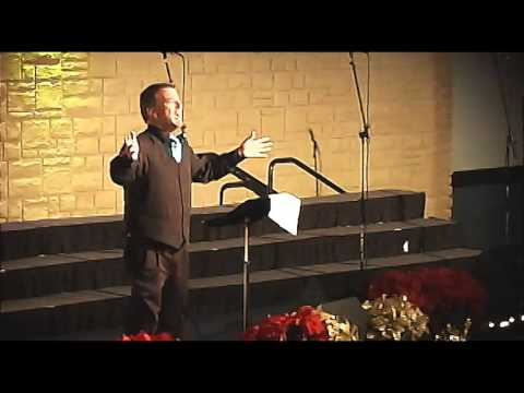 Heaven On Earth Message - Pastor Mike Sparrow - 2013