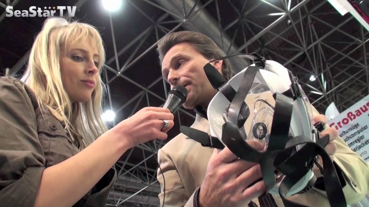 Vollgesichtsmaske gerade für anfänger zum tauchen youtube