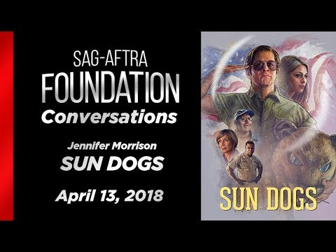 Conversations with Jennifer Morrison of SUN DOGS
