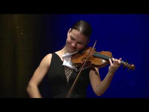 Olga Šroubková | Joseph Joachim Violin Competition Hannover 2018 | Preliminary Round 1