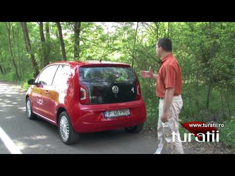 VW up! 1,0l explicit video 1 of 4