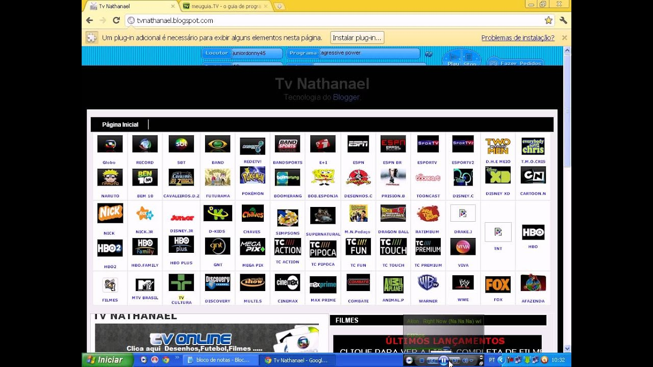 Assistir tv online gratis youtube for Progettare cameretta online gratis
