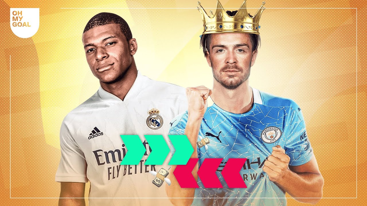 The HUGE bonus Madrid are promising Mbappé, Man City's offensive for Grealish | Let's Talk Transfers