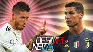 Sergio Ramos provoca Cristiano Ronaldo