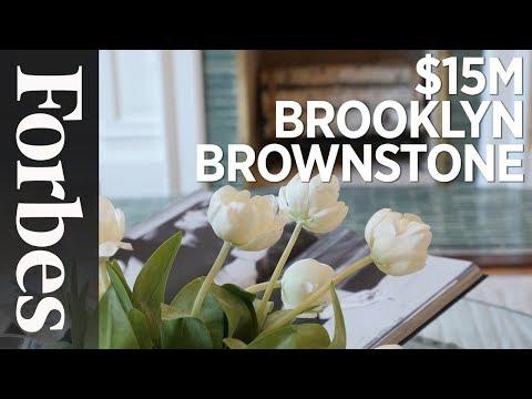 Inside A $15M Brooklyn Brownstone