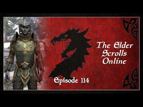 The Elder Scrolls Online - Ep 114 - La Nuit des Draugr  - Aventure FR par Ayore