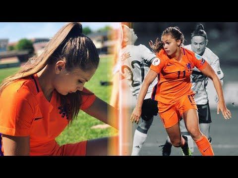 Lieke Martens - Beautiful Skills & Goals | Women's EURO 2017 HD