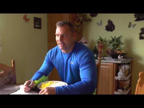 Co jist pred treninkem - Martin Mester IFBB PRO Mens physique