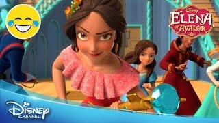 Elena of Avalor | Opening Titles | Official Disney Channel UK