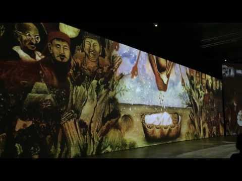 Frida Kahlo Moscow exhibition