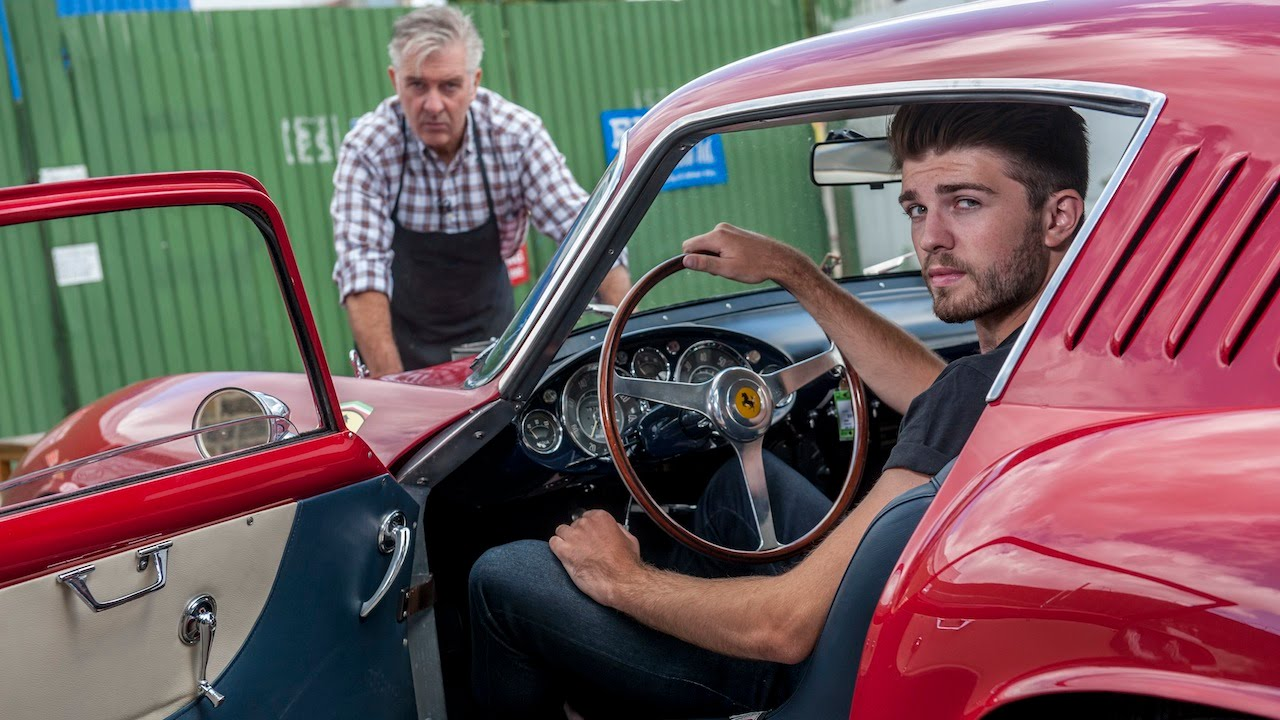 Episode Inside Londons Most Exclusive Classic Car Restoration - Restore a muscle car car show