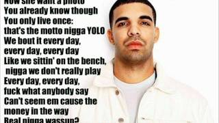 Repeat youtube video The Motto Drake Ft. Lil Wayne