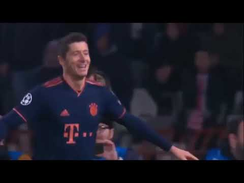 Crvena Zvezda 0-6 Bayern Munich  Maç Özeti #Robert #lewandowski Show