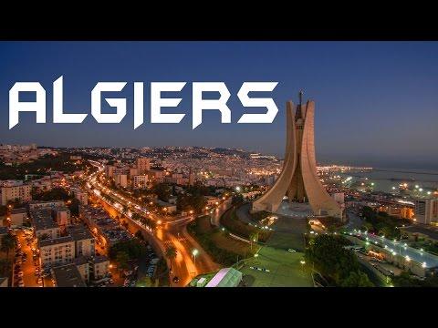 Superbes images d'Alger filmée depuis un drone