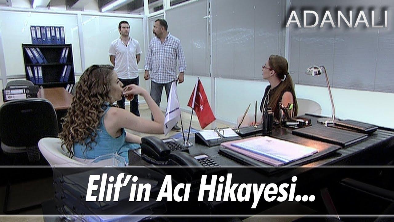 Elif'in acı hikayesi... - Adanalı