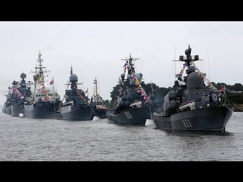 The Russian Fleet Today - 2016