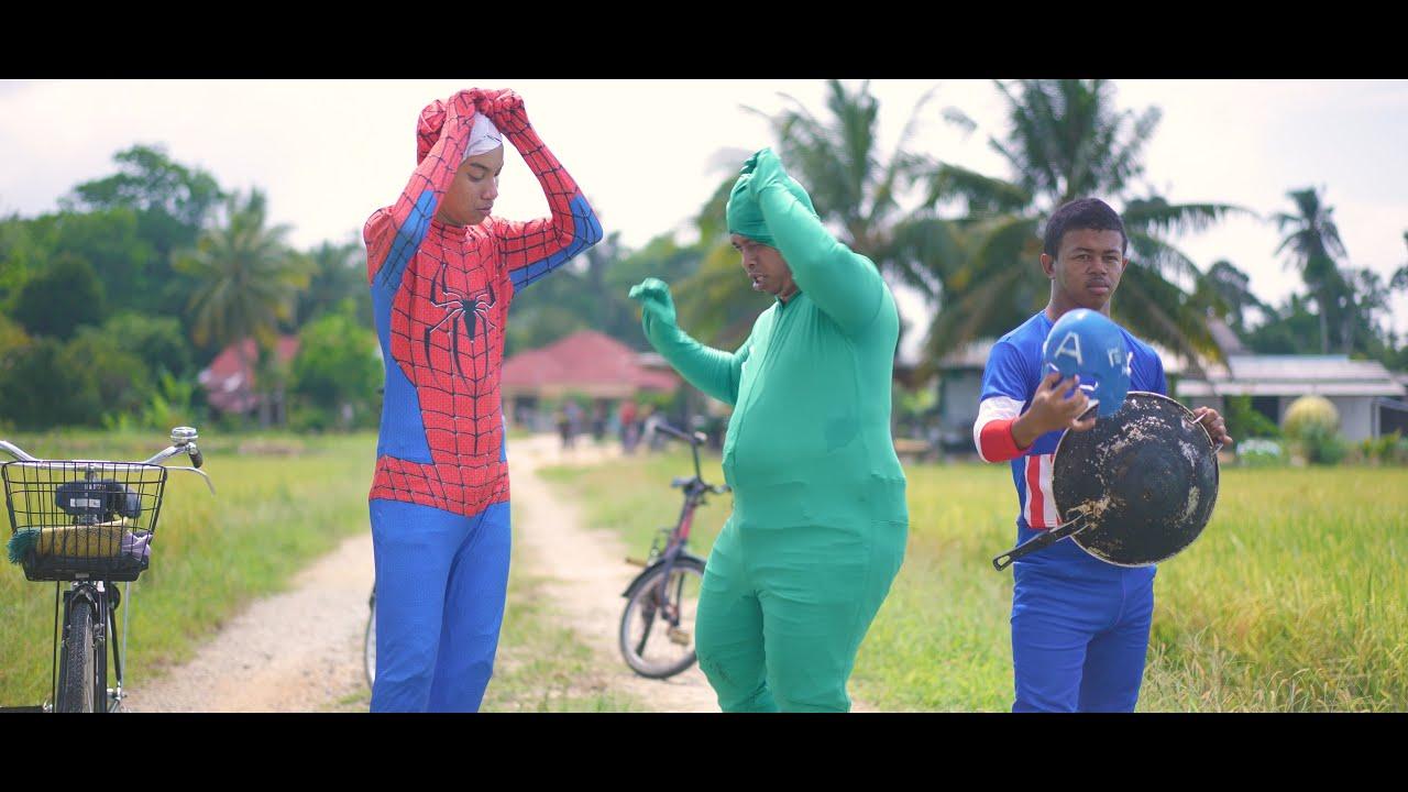 Download Drama Spontan 31: Avengers versi Kelantan