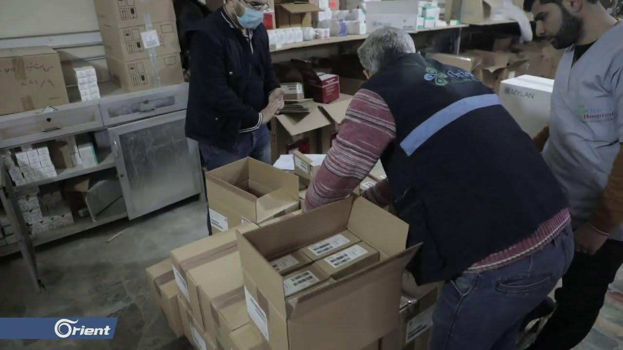 أورينت الإنسانية توزع أدوية سرطانية على مركز الأورام بمشفى المحافظة بمدينة إدلب وعلى مديرية صحة حلب  - نشر قبل 12 ساعة