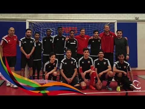 Meet the Hammersmith & Fulham College Futsal Academy