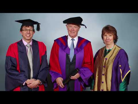 University of Warwick Honorary Graduate - Sir Tim Clark