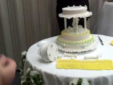 wedding cake disaster photos mica matt s wedding cake disaster 22525
