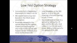 Walsh Trading Options on King Dollar s Long Term Outlook