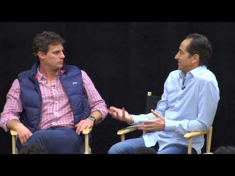 Michael Dubin | Full USC Interview | Dollar Shave Club