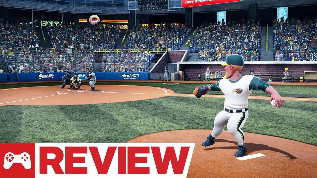 super mega baseball 2 review youtube