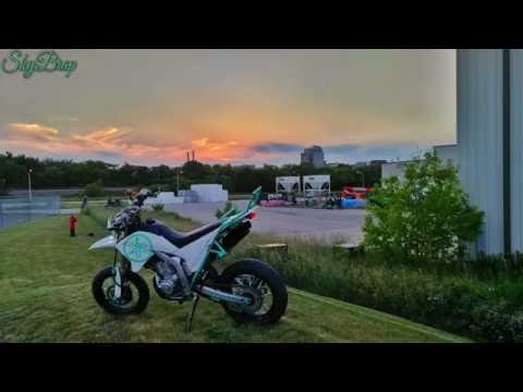 Milwaukee Supermoto Lot And Exploration Day