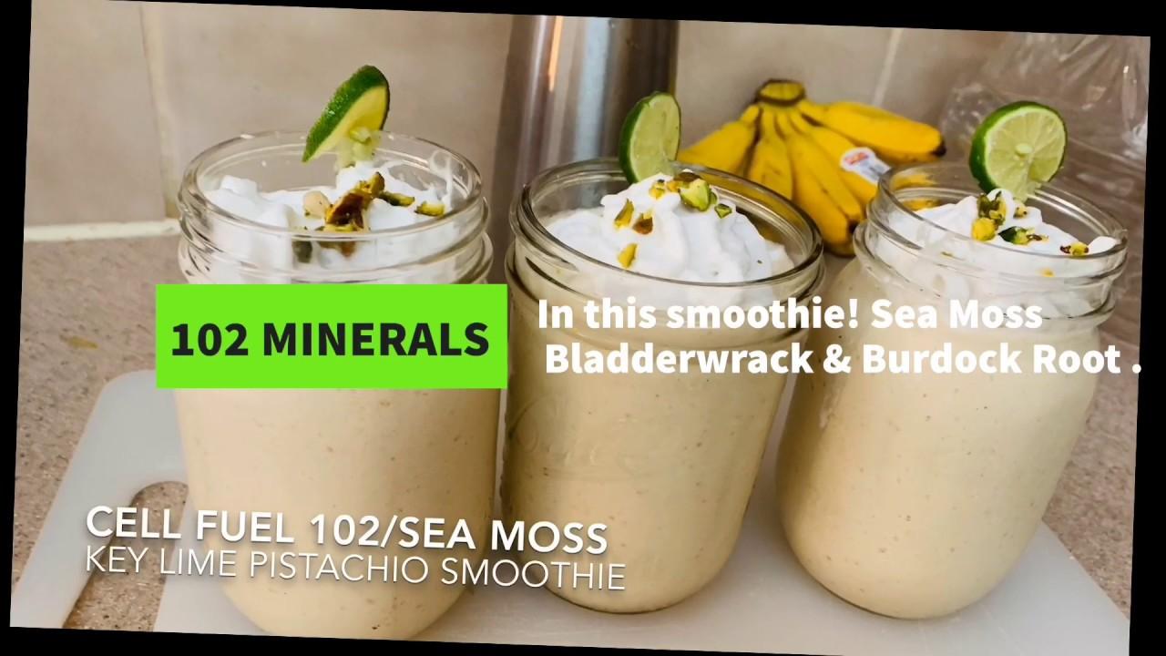 Sea Moss   Bladderwrack   Burdock Root Powder Herbal Blend