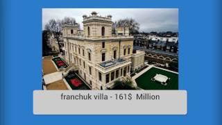 Top 5 Biggest Houses in the World