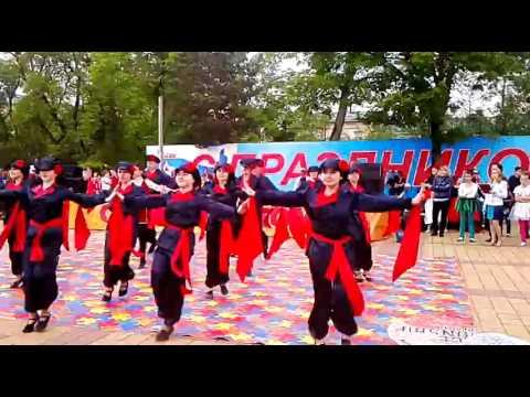 Армянский народный танец  ШАЛАХО  ШТ