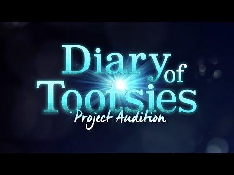 การเตรียมตัวมาสมัคร Diary of Tootsies Project Audition