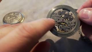 Обзор механических часов  Молния  (  3602 )