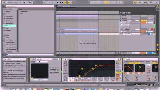 Tutorial - How To Make Showtek 's We Like To Party 's Drop Synth