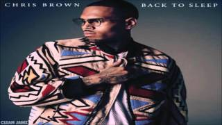 Chris Brown Featuring Usher & Zayn - Back To Sleep (Remix) [Clean Edit]