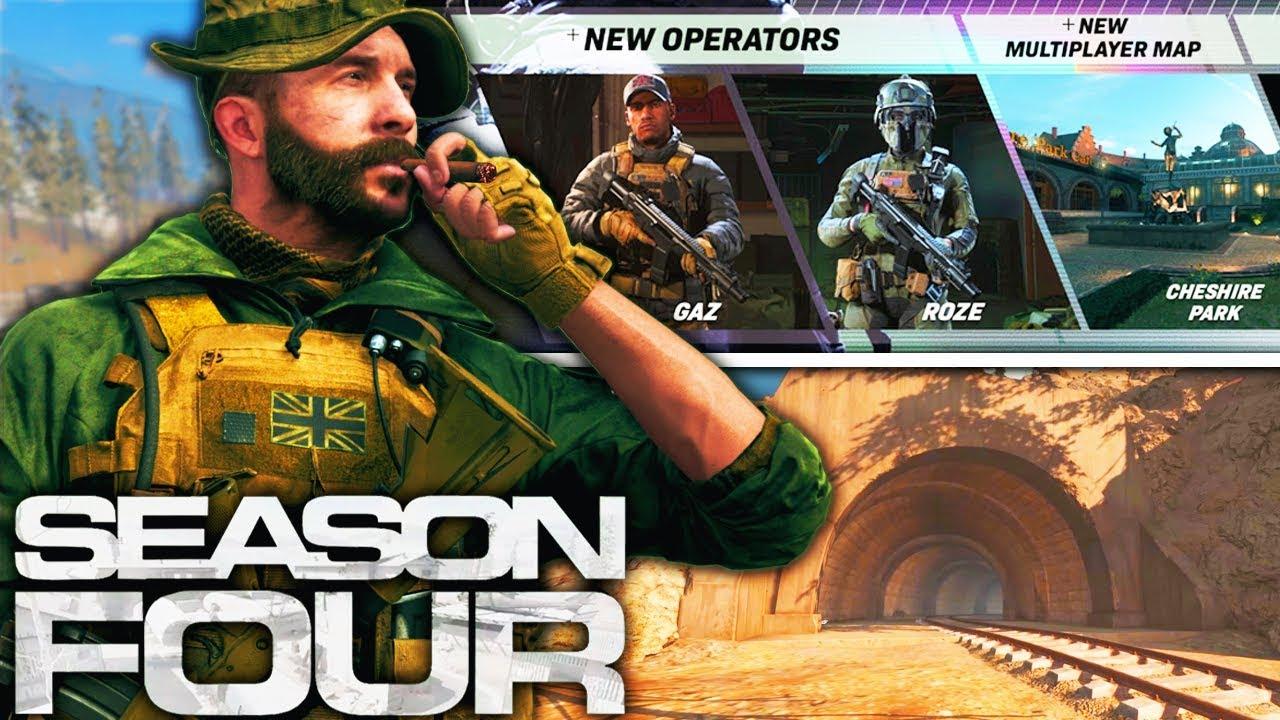 Modern Warfare The Future Season 4 Content Revealed New Sniper