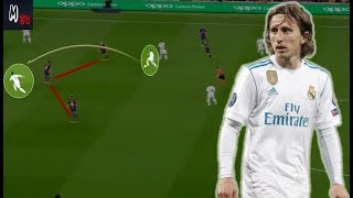 Luka Modric / What Makes Him So Important For Real Madrid? Player Analysis