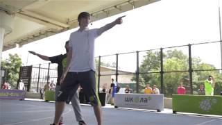 Открытый урок физкультуры с Андреем Кириленко (12.06.2015, Москва)