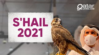 Katara International Hunting & Falcons Exhibition S'hail 2021