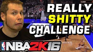 SHITTY NBA2K16 CHALLENGE - DRAFTING JABRONIS!
