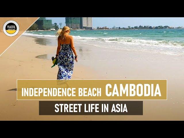 STREET LIFE #5 / Sihanoukville / Cambodia / Independence Beach / 03.02.2020