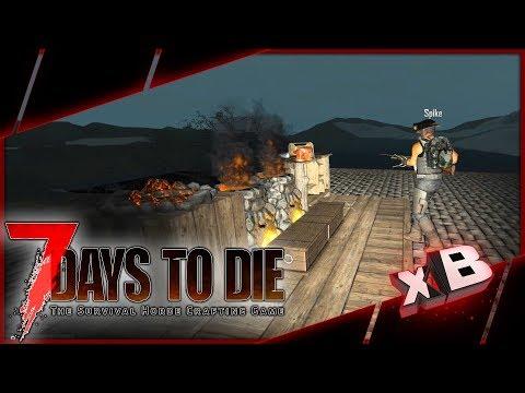 Steel Upgrades! :: 7 Days to Die | Nomad Survival :: E17