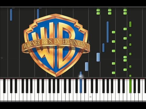 Warner Bros Pictures - Theme Song [Piano Cover Tutorial] (♫)