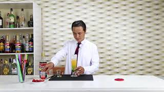 Dạy Pha Chế Tổng Hợp, Pha Chế Online, Nước Ép Ba Tầng, Pha Chế Bartender