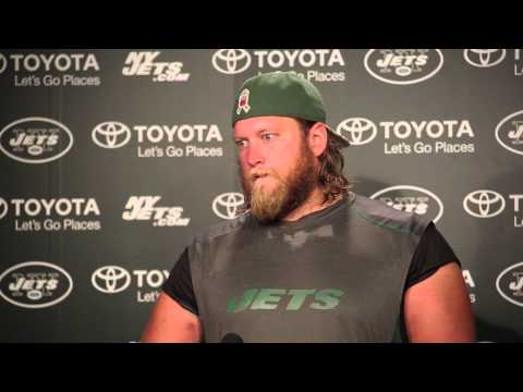 Nick Mangold on Geno Smith incident: